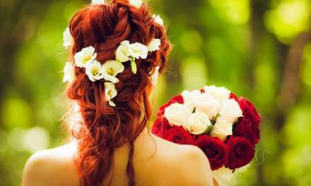 Popular Wedding Hairdo
