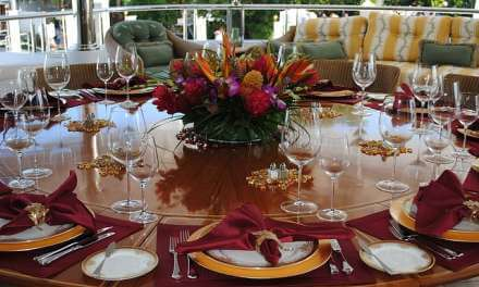 Preparation for your Wedding Rehearsal Dinner