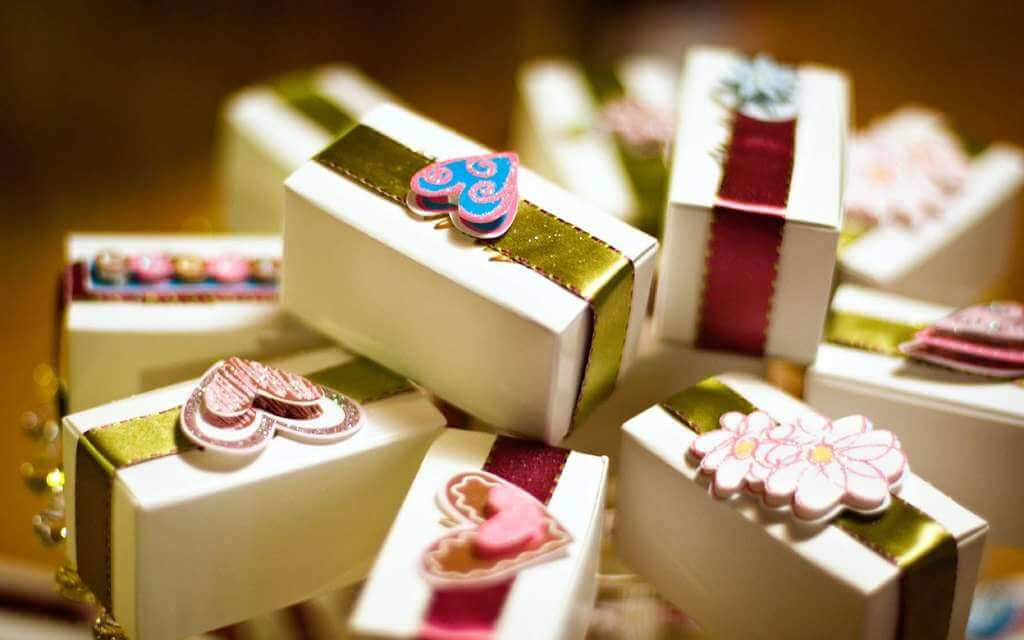 Where to Find A Great Mariage Present