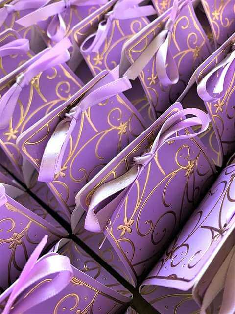The Etiquette of Wedding Favors