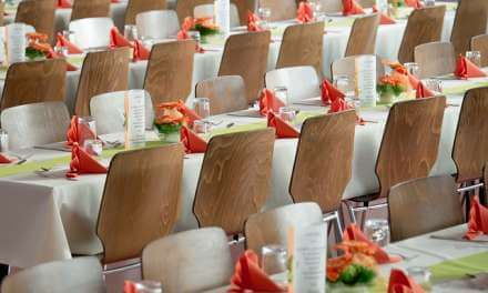 Wedding Reception — A Welcome For Your Visitors