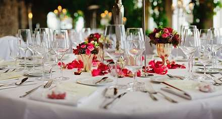 The Wedding Party Hall You Choose For Your Wedding Celebration