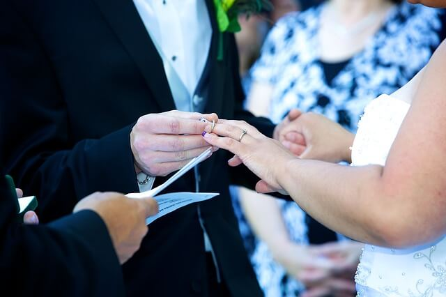 Say Your Own Wedding Promises – Spoken Sentences You Wished To Hear