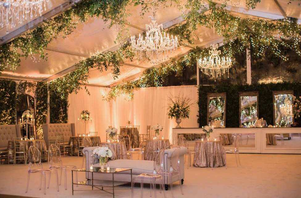Wedding Event Decorations– Less is A lot more