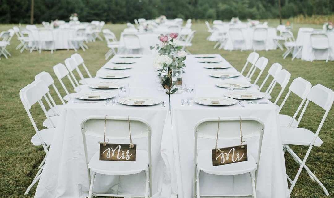 Wedding Reception Seating Tips