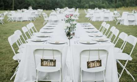 Special Factors To Consider For A Yard Wedding