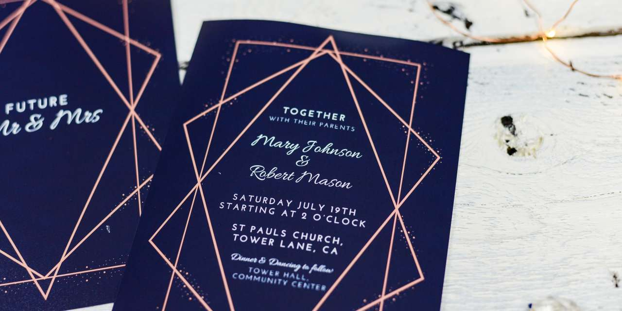 Buying the Perfect Wedding Invites