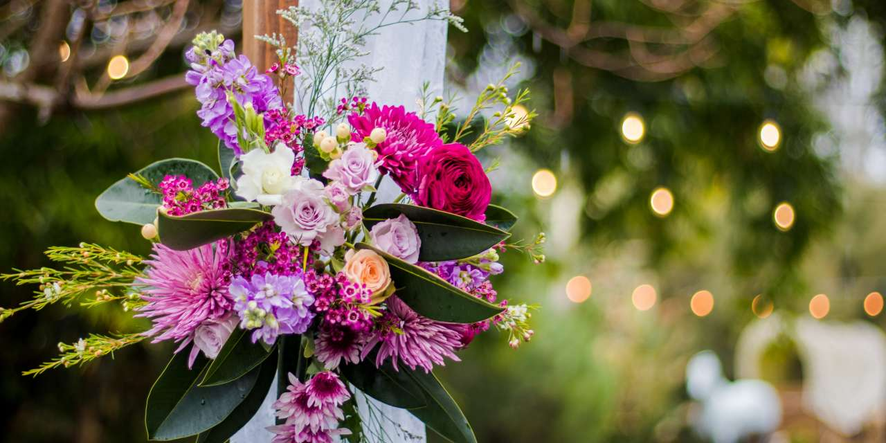 Flowers And Also Wedding events