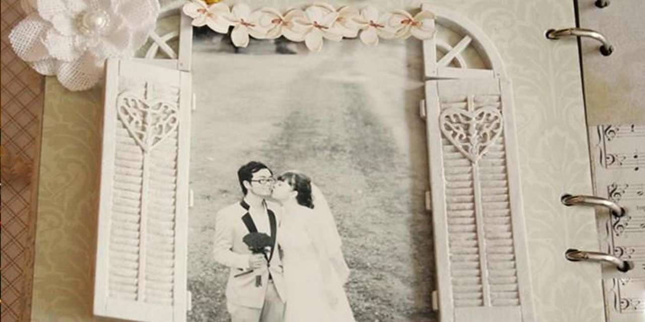 Wedding Event Anniversary Scrapbooking Suggestions